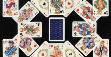 Гадание на игральных картах «Изменяет ли мне жена»