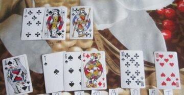 Гадание на игральных картах «Вспоминает ли он меня»