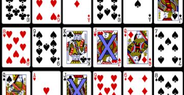 Гадание на дизайнерских игральных картах — «Направление жизни» Как мне поступить в сложившейся ситуации